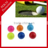 cheap high quality two piece practice golf balls for sale