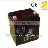 Lead calcium plates sealed lead acid storage battery 12v4ah