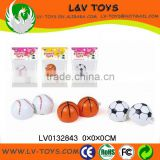 Promotion kids mini plastic promotion wind up toy ball for sale