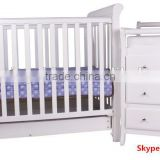 Baby bedroom furniture sets (Baby cot / change table)