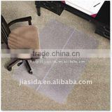 Transparent Polycarbonate Chair mat for carpet/polycarbonate chair mat/Cheap polycarbonate chair mat