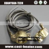 CE Approved brass nozzle heater for plastic machine