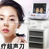 MY-C50 HIFU Anti Wrinkle Removal Real Waist Shaping Hifu Machine With 3 Treatment Heads Eyes Wrinkle Removal