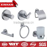 bathroom accessory set stainless steel material durable bath set