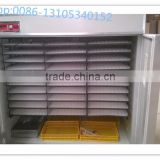 ZH-5280 Factory supply wholesale price industrial egg incubator for make 5000 pcs chicken egg incubator