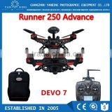 Walkera Runner 250 advance GPS system racer RC drone quadcopter RTF with DEVO 7 remote control/OSD/Camera/GPS