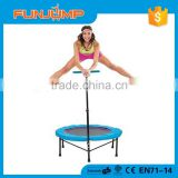 Funjump 40inch trampoline elastic band with 'T' shape handle bar