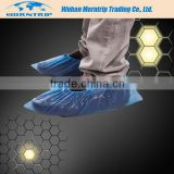 2016 Top Quality Disposable Nonwoven Blue Shoe Cover(shoe Shield) For Daily Surgical And Medical Use
