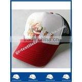 Santa Claus baseball cap Sunshade hat Golf hat Truck cap Wash water hat