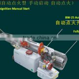 Mini disinfecting thermal fogger machine
