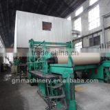 New Condition High Quality recycled cardboard paper machinery,carton making machine,duplex machine from China