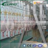 HALAL Automatic Chicken Poultry Conveying System Slaughtering Machine Of poultry abattoir equipment