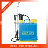16L Backpack Manual Sprayer With Stainless Steel lance Hot Sell