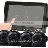 rearview mirror car monitor with 7 tft lcd Aftermarket Parts