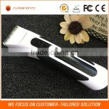 Latest design and good quality stainiess steel/ceramic blades clipper cheap trimmer fashional hair cutter