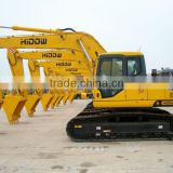 SINOTRUK HIDOW mini excavator prices