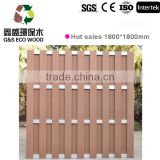 2015 new design fencing wood ( SGS FSC CE EU standard etc . )