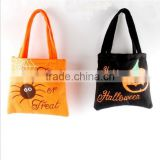 Best Halloween Gifts Creative Props Bag Colorful Candy Bag None-Woven Hand Bag For Halloween Holiday