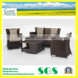 SFM3150721-01 Garden Furniture Wholesale Aliababa special sofa set design outdoor rattan sofa