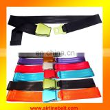 oem man silicone belt with difference colors and styles
