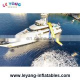Inflatable Water Slide Meant For Yachts Houseboat Slide Game Cruiser Slide