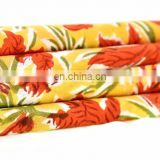 Dressmaking Sewing Fabric By Meter Indian Latest Hand Block Cotton Fabric Crafting