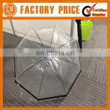 Hot Sale Promotional Transparent PVC Umbrella