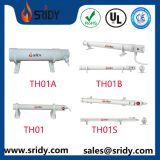2ft 80w heater low energy tube heaters IP55 CE ROHS electric tubular heater
