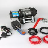 5000LB UTV Electric Winch DC12V/24V