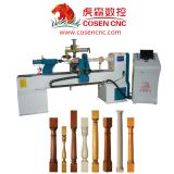 cosen cnc multifunctional wood lathe for furniture legs