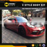 For porsch panamera 971 MAROY fiberglass auto Body Kit 2014 2015 2016 2017