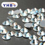 Nail Art Rhinestones Crystals Non Hot Fix Rhinestones for DIY Nails Decoration S122 Aquamarine Color