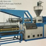 TPE TPR Coating Machine
