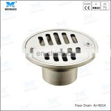 Free sample factory directly sale high quality basement floor drain bathroom accessories garage floor drain