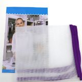 Heat resistant cloth mesh ironing mat