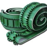 Rubber Belt Rice Conveyor Design T Toothed Conveyor Polyurethane Drive Belt