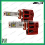 Best Quality 2015 Hi/Lo Car H4,9004,9007,H8 6500K 4500LM motorcycle Led Headlight Bulbs 12v 45w