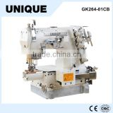 Small cylinder bottom hemming machine flatlock sewing machine                                                                         Quality Choice