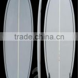 Fish Tail Bamboo Surfboard Surfing board