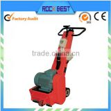 road marking removal machine concrete scarifier