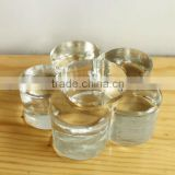 candy decor glass candle holder/candle jars/table tealight holders