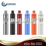Joyetech All In One Kit Joyetech eGo AIO D22 Kit 1500mah Joye eGo AIO D22 Wholesale CACUQ