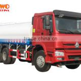 SINOTRUK HOWO used water truck for sale in jamaica