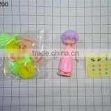 small toys/assembly toys/chocolate egg toys/fly horse/girls toys