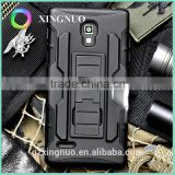 Heavy Duty Black Color Belt Clip Case for LG Optimus L9 P769
