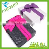 INquiry about Fancy Flower Cosmetic Paper Gift Boxes Wholesale