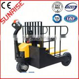 All terrain pallet truck loader pallets
