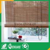 2016 nature classical outdoor bamboo blind horizontal roller blinds