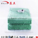 synthethic wool fabric electric blanket