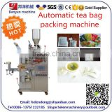 YB-180C Commodity,Food,Medical,Machinery & Hardware,Chemical Application and New Condition small tea bag packing machine